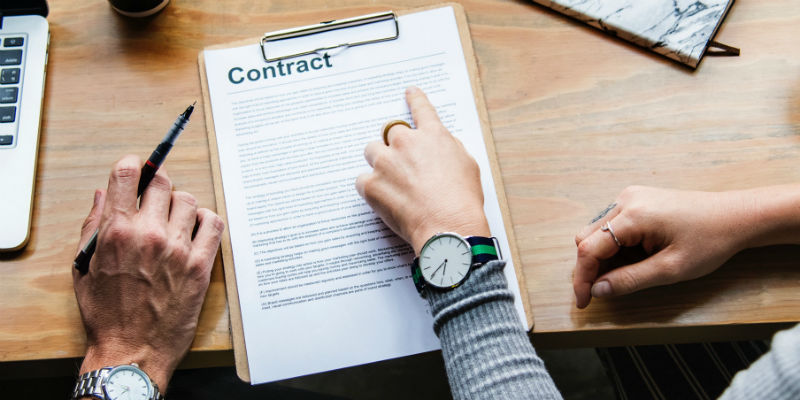 adoption contracts